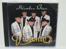VIOLENTO ~ MIRALOS BIEN ~ 2003 ~ LIKE NEW CD