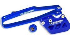 T.M. Designworks Blue Chain Slide-N-Guide FE1 for Yamaha YZ250F 2009-2014