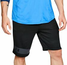 Under Armour Terry Tech Mens Shorts Sweat Short Gym Training Sports Workout