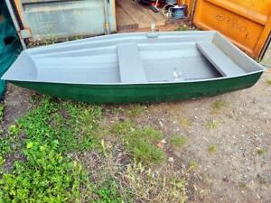 OTTER BOATS 7' (GRP) FIBREGLASS PRAM DINGHY ROWING BOAT SUITABLE FOR POND & LAKE