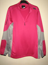A LOVELY WOMENS CATMANDOO SPORTS TRACK SUIT TOP SIZE 44  / 12 UK ZIP FASTENER