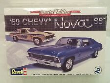 Revell 1969 Chevy Nova SS 1:25 SCALE MODEL KIT SPECIAL EDITION SERIES