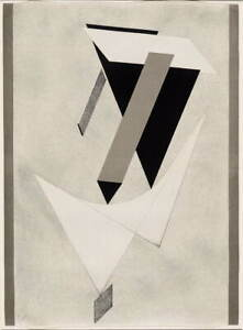 El Lissitzky The First Kestner Porfolio Giclee Paper Print Poster Reproduction