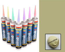 Portland Stone Cream Soudal Silicone Sealant +FREE DELIVERY+ Indoor & External