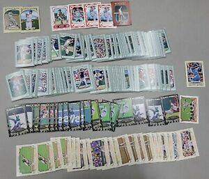 Lot Of (409) Gypsy Queen Mixed Years Baseball Cards with Stars & Inserts