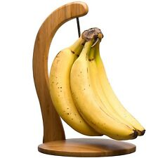 New High Quality Moso Bamboo Wooden Banana Hanger