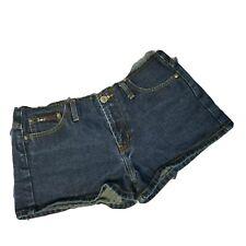 Life Energy Intelligence blue booty short shorts