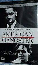 DVD du film AMERICAN GANGSTER avec Russel Crowe et Denzel Washington - Neuf