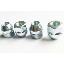 4 x Wheel Nuts Bolts Lugs M12 x 1.25 - M12x1.25 19mm Hex Tapered Alloy Wheels