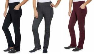 Skechers Ladies' Go Walk High Waist Moisture Wicking Pants