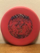 Rare 2Nd Run Flat Xt Innova Bullfrog Putter Pink Blue Stamp Disc Golf 8/10 171g