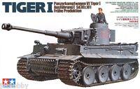 Tamiya 35216 1/35 Model Kit WWII German Tank Panzer VI Tiger I Ausf.E Early Prod