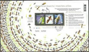 Canada     # 2409b     BENEIFICAL  INSECTS   Brand New 2012  Unaddressed Issue
