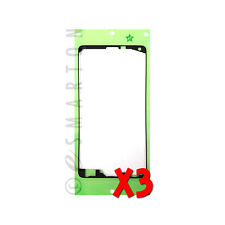3X LCD Pre-Cut Tape Adhesive Sticker For Samsung Galaxy Note 4 N910 Repair part