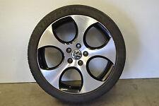 "MK6 VW Jetta GTI Detroit Wheel 5 Spoke Rim 5x112 18"" Genuine Oem 2010-2014 ,"