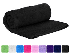 Luxury Hotel, Spa, Bath Hand Towel Large - Set of 6 - Turkish Cotton