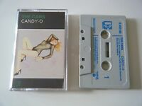 THE CARS CANDY-O CASSETTE TAPE ATLANTIC 1979