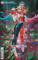 HARLEY QUINN #1 (DERRICK CHEW VARIANT)(2021) COMIC BOOK ~ DC Comics