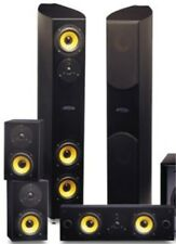 💰Accusound - Center Channel, Front and Rear 5.1 Surround Speakers