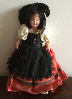 Beautiful Vintage/antique Celluloid German Girl Doll