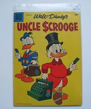 US - Uncle Scrooge (Dell) # 22 Graded 1.5