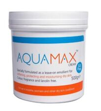 Aquamax Cream for Dry Skin Conditions (Eczema & Psoriasis etc.) - 500g