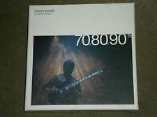 Steve Hackett Live Archive 70,80,90's 4 CD set