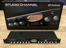 PreSonus STUDIO CHANNEL Tube Mic Pre/Comp & EQ