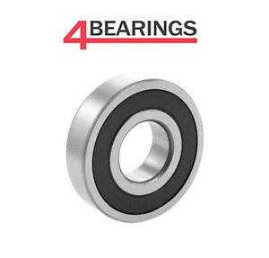BEARINGS 6000-2RS 6000RS SERIES RUBBER SEALED