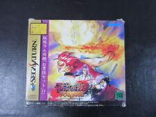 Samurai Spirits 4 /w RAM Cart. Sega Saturn JP GAME.