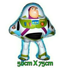 1 X BUZZ LIGHTYEAR FOIL BALLOON HELIUM BALLOON TOY STORY PARTY SUPPLIES