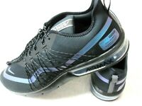 Nike Mens Air Max Sequent 4 Utility Running Shoes Black Blue Grey Size 10 NEW