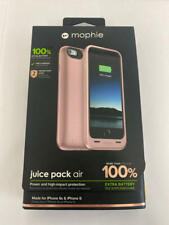 Mophie Juice Pack Air Mobile Battery Case for Apple iPhone 6/6s - Rose Gold
