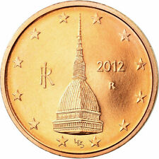 [#731340] Italie, 2 Euro Cent, 2012, FDC, Copper Plated Steel, KM:211