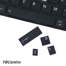 Replacement Single Key Toshiba Satellite C70 C50 C55 cap + clip +rubber
