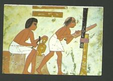 Egypt Egyptian Artifacts Vintage 1973-74 Spanish Collector Trading Card