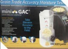 dickey john moistire meter Mini Gac1