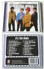 KINKS It´s The Kinks .. 17 Original-Tracks .. Mono CD TOP