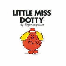 Little Miss Dotty by Roger Hargreaves 1984 Paperback