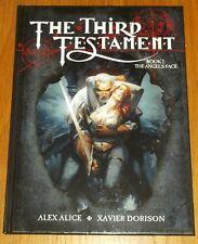 Third Testament Angel's Face Book 2 by Dorison, Alice (Hardback)< 9781782760900