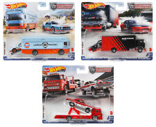 Team Transport Car Culture 6 Modellautos Set 2021 1:64 Hot Wheels FLF56 - 979K