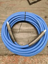 CARPET CLEANING SOLUTION HOSE 25ft 7.5mtr TRUCK MOUNTED  PORTABLE