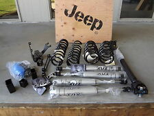 12-16 Jeep Wrangler 2 Inch Lift Kit Fox Racing Shocks Mopar 2D with Crate