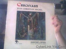 Disque vinyl de Jean Christian michel - Crucifixus -