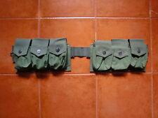 Portuguese Paratroopers BAR Ammo Belt Africa War Original