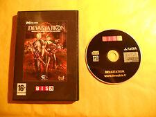 PC GAME-DEVASTATION-RESISTENCE BREEDS REVOLUTION-Computer-Gioco-Games-ITALIANO