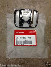 Genuine OEM Honda CR-V Rear Glass H Emblem 2002 - 2006
