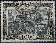 FRANCE POSTE AERIENNE N° 29 PARIS 1000 F RARE CACHET POSTE AUX ARMEES * 402 *