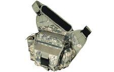UTG Multifunctional Tactical Messenger Digital Camo Bag - Model PVC-P218R
