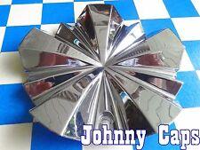 LIMITED Wheels [42] Chrome Center Caps # A-701 Custom Wheel Center Cap (1)